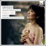 Orfeo(s): Italian & French Cantatas