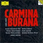 Orff: Carmina Burana - Anthony Michaels-Moore (baritone); Barbara Bonney (soprano); Frank Lopardo (tenor); Arnold Schoenberg Choir (choir, chorus); Vienna Boys' Choir (choir, chorus); Wiener Philharmoniker; André Previn (conductor)