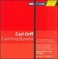 Orff: Carmina Burana - Christoph Genz (tenor); Christoph Wiedmann (percussion); Franz Behle (percussion); GrauSchumacher Piano Duo;...