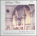 Organ Master Series, Vol. 1 - Gillian Weir (organ)