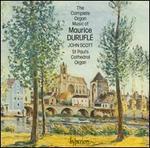 Organ Music by Maurice Duruflé