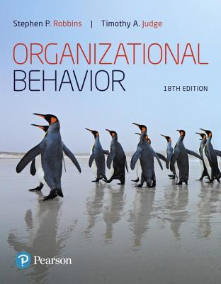 Organizational Behavior - Robbins, Stephen, and Judge, Timothy