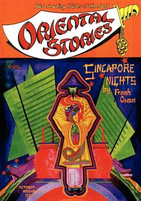 Oriental Stories, Vol 1, No. 1 (October-November 1930) - Betancourt, John (Editor)