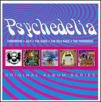 Original Album Series: Psychedelia - Various Artists