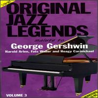 Original Jazz Legends, Vol. 3: Salute to Gershwin [5CD] - Various Artists