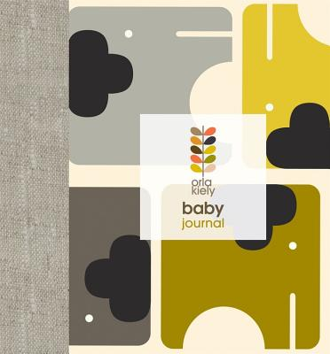 Orla Kiely Baby Journal - Kiely, Orla