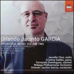 Orlando Jacinto García: Orchestral Music, Vol. 2