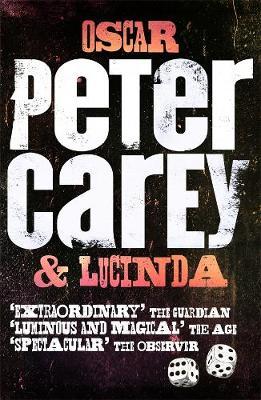 Oscar and Lucinda - Carey, Peter