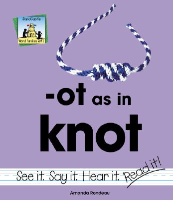 OT as in Knot - Rondeau, Amanda