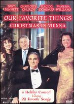 Our Favorite Things: Christmas in Vienna - David Mallet
