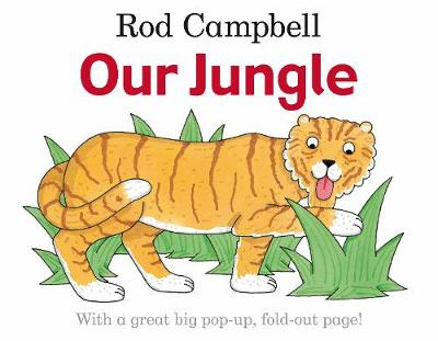 Our Jungle - Campbell, Rod
