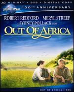 Out of Africa [Universal 100th Anniversary] [Blu-ray]