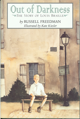 Out of Darkness: The Story of Louis Braille - Freedman, Russell