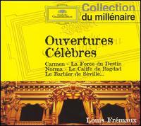 Ouvertures Célèbres - Monte Carlo National Opera Orchestra; Louis Frémaux (conductor)