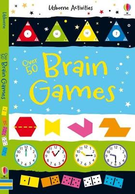 Over 50 Brain Games - Bowman, Lucy, and Figg, Non (Illustrator)