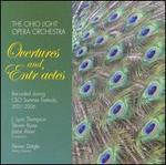 Overtures and Entr'actes