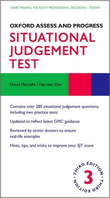Oxford Assess and Progress: Situational Judgement Test - Metcalfe, David, and Dev, Harveer