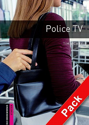 Oxford Bookworms Library: Starter Level:: Police TV audio CD pack - Vicary, Tim