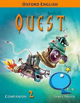 Oxford English Quest: Y4/P5: Companion 2 - Driver, James