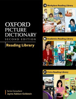 Oxford Picture Dictionary Reading Library Pack (9 Books): All Nine Readers in One Convenient Pack - Cosson, M J, and Montgomery, Donna, and McGillis, Daniel