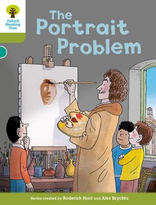 Oxford Reading Tree Biff, Chip and Kipper Stories Decode and Develop: Level 7: The Portrait Problem - Hunt, Roderick