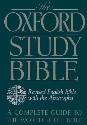 Oxford Study Bible-REB - Suggs, M Jack (Editor), and Sakenfeld, Katharine Doob (Editor), and Mueller, James R (Editor)