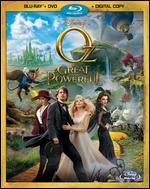 Oz the Great and Powerful [2 Discs] [Includes Digital Copy] [Blu-ray/DVD]