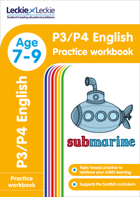 P3/P4 English Practice Workbook - Leckie & Leckie