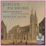 Pachelbel: Music for Organ