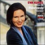 Paderewski: Klavierstücke