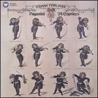 Paganini: 24 Caprices - Itzhak Perlman (violin)