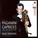 Paganini: Caprices arr. for Saxophone