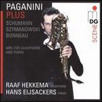 Paganini Plus: Schumann, Szymanowski, Bonneau