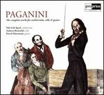 Paganini: The complete works for violin/viola, cello & guitar