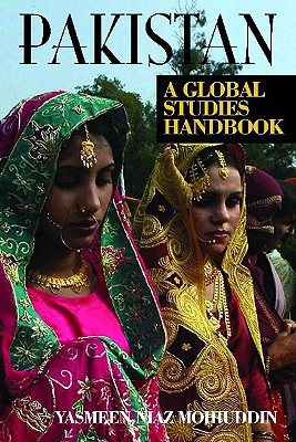 Pakistan: A Global Studies Handbook - Mohiuddin, Yasmeen Niaz