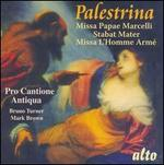 Palestrina: Missa Papae Marcelli; Stabat Mater; Missa l'Homme Armé
