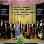Pamela Pecha, oboe, oboe d'amore