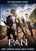 Pan [Includes Digital Copy] [3D] [Blu-ray/DVD]