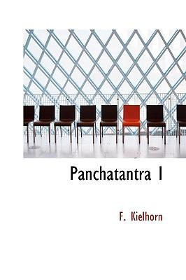 Panchatantra I - Kielhorn, F