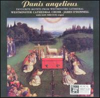 Panis angelicus: Favourite Motets from Westminster Cathedral - Andrew Carwood (tenor); Eamonn O'Dwyer (treble); Iain Simcock (organ); Mark Kennedy (treble); Nicholas Keay (tenor);...