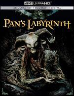 Pan's Labyrinth [Includes Digital Copy] [4K Ultra HD Blu-ray/Blu-ray]
