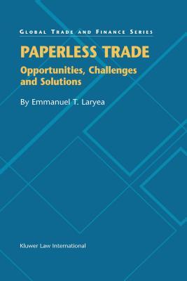Paperless Trade - Laryea, Emmanuel T