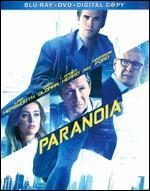 Paranoia [2 Discs] [Includes Digital Copy] [Blu-ray/DVD]