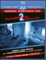 Paranormal Activity 2 [Blu-ray/DVD] [Includes Digital Copy]