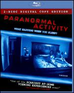 Paranormal Activity [With Paranormal Activity 3 Movie Cash] [Includes Digital Copy] [Blu-ray] - Oren Peli