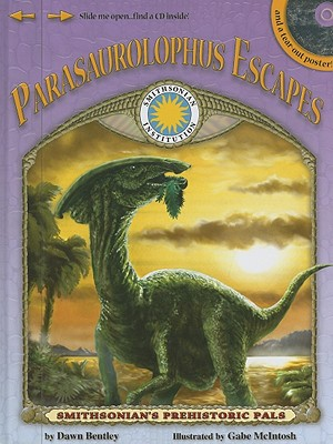 Parasaurolophus Escapes - Bentley, Dawn