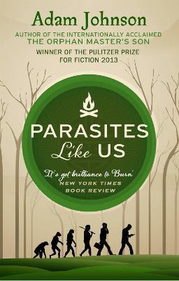 Parasites Like Us - Johnson, Adam