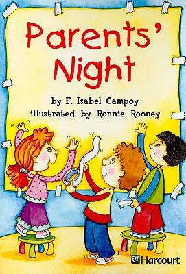 Parents' Night, Grade 1 - Campoy, F Isabel