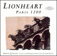 Paris 1200 - Kurt-Owen Richards (bass); Lionheart; Stephen Rosser (tenor)