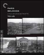 Paris Belongs to Us [Criterion Collection] [Blu-ray] - Jacques Rivette